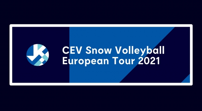 Türkiye Kar Voleybolu Milli Takımımız, Avrupa Turu Wagrain Etabı'nda Sahne Alıyor
