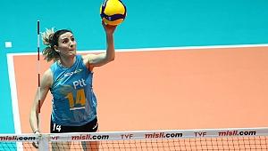Emiliya Dimitrova, 1 sezon daha PTT'de...