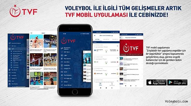 TVF'nin Resmi Mobil Uygulaması Güncellendi
