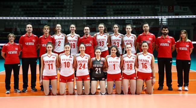 U16 Kız Milli Takımımız, Avrupa Şampiyonası 1. Raunt Elemeleri'nde Sahne Alıyor