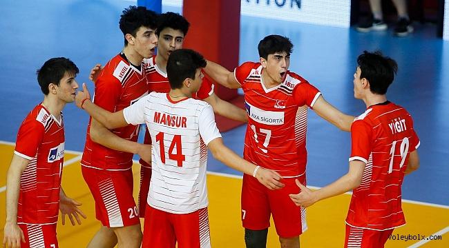 U17 Erkek Milli Takımımız, Romanya'yı 3-0 Mağlup Etti