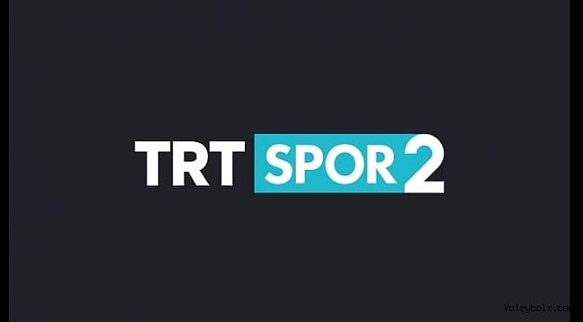 Efeler Ligi'nde yarı final maçları TRT SPOR2'de