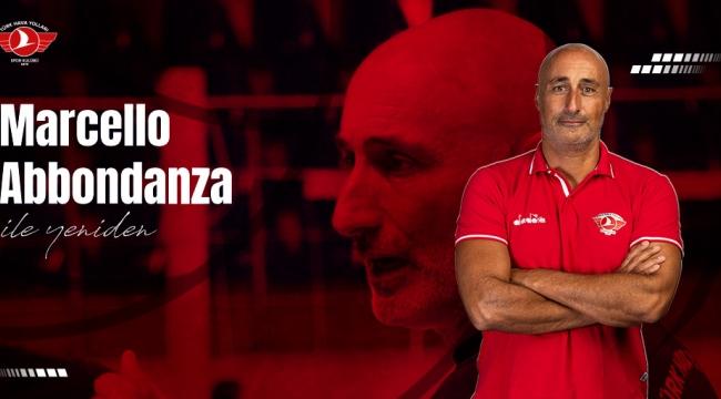 Marcello Abbondanza, THY ile devam ediyor..