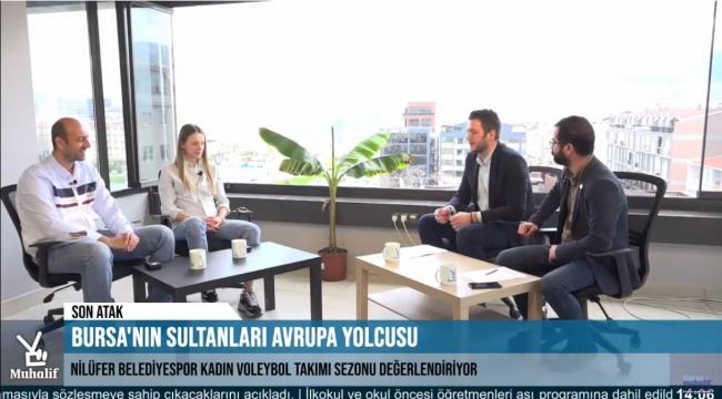 Mehmet Başyolcu ve Buse Kayacan, Muhalif TV YouTube kanalına konuk oldu