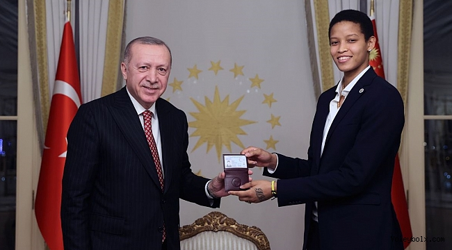 Melissa Teressa Vargas, Türk vatandaşlığına geçti!..