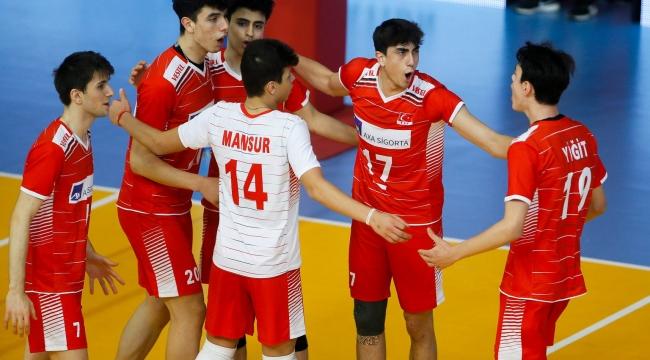 U17 Erkek Milli Takımımızın Avrupa Şampiyonası Elemeleri 2. Raunt'taki Rakipleri Belli Oldu