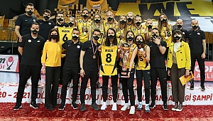 VakıfBank, Sultanlar Ligi'nde 12. kez şampiyon