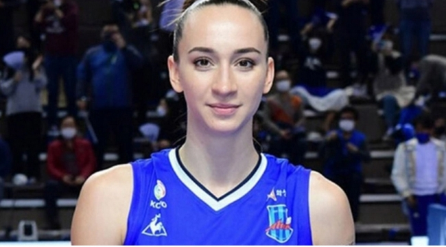 Anna Lazareva, resmen Fenerbahçe Opet'te
