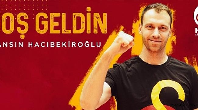 Cansın Hacıbekiroğlu, Galatasaray'da...
