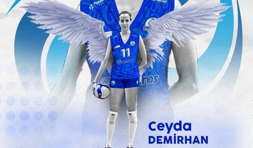 Ceyda Demirhan, Merinos'ta...