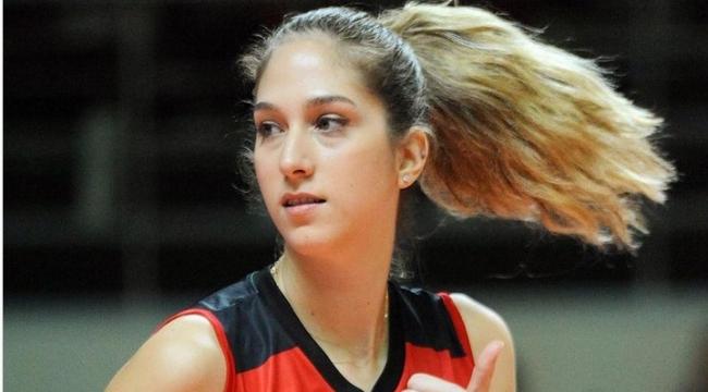 Ceylan Arısan, Feel Volley Alcobendas'da..