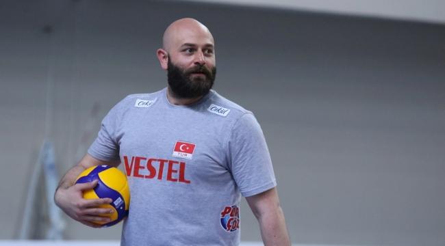 """Dehri Can Dehrioğlu: """"Oldukça yetenekli, geleceği olan sporcular var"""""""