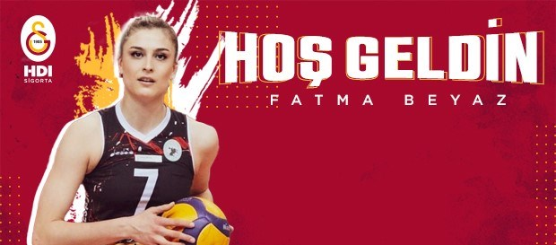 Fatma Beyaz, Galatasaray'da..
