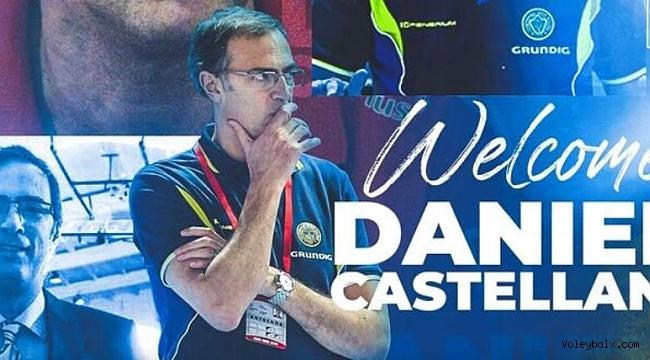 Fenerbahçe yeniden Daniel Castellani'ye emanet...
