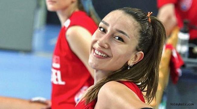 Hande Baladın: Hedefimiz 3 turnuvada madalya kazanmak