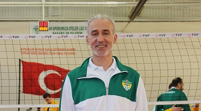 Mehmet Şahin 4. kez Solhan Spor'da..