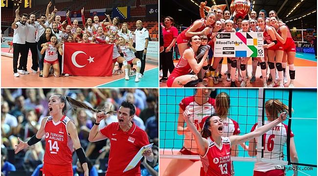 'Türk Voleybolu' Milliyet Yılın Sporcusu Ödülleri'nde Oylarınızı Bekliyor