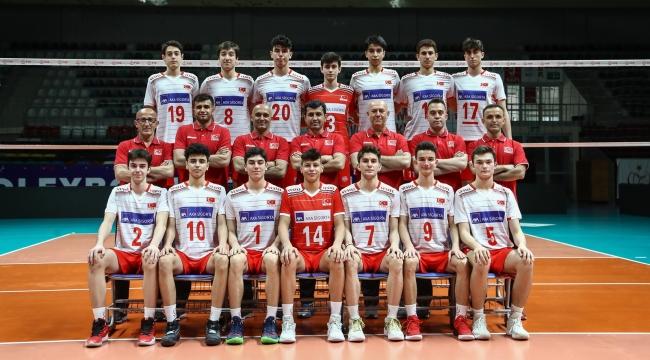 U17 Erkek Milli Takımımız, Avrupa Şampiyonası Elemeleri 2. Raunt'ta Sahne Alıyor