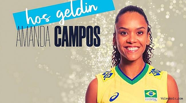 Amanda Campos, PTT Spor'da...