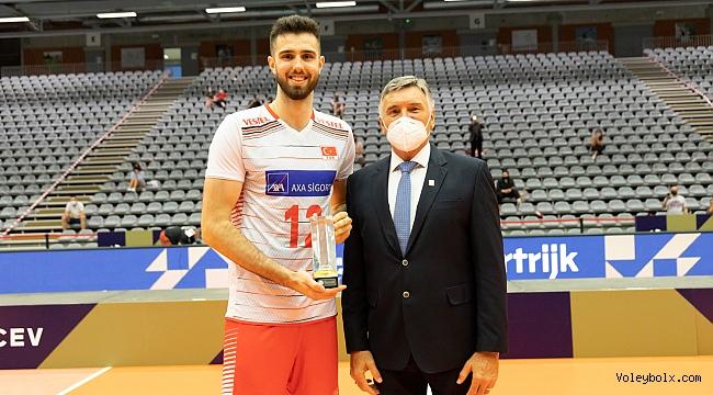 Avrupa Altın Ligi'nin En Değerli Oyuncusu (MVP) Adis Lagumdzija