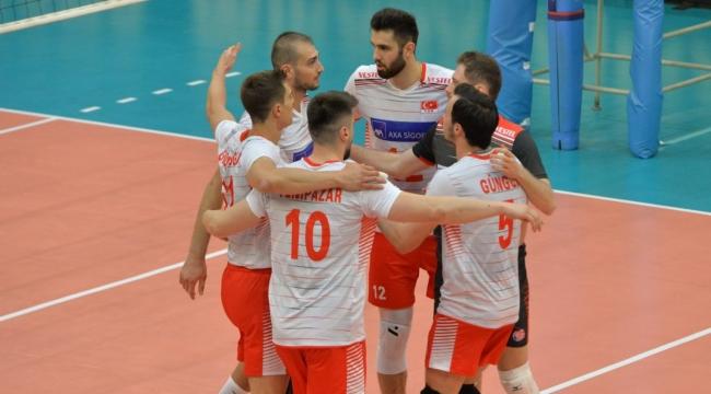 Filenin Efeleri, Avrupa Altın Ligi'nde üst üste 3.kez Dörtlü Final'de