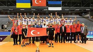 Filenin Efeleri, Avrupa Altın Ligi Şampiyonu !