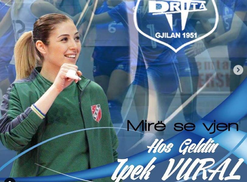 İpek Vural, KV Drita'da...