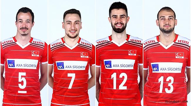 Milli Oyuncularımız Avrupa Altın Ligi'nde Bireysel İstatistiklerde De Zirvede Yer Aldı
