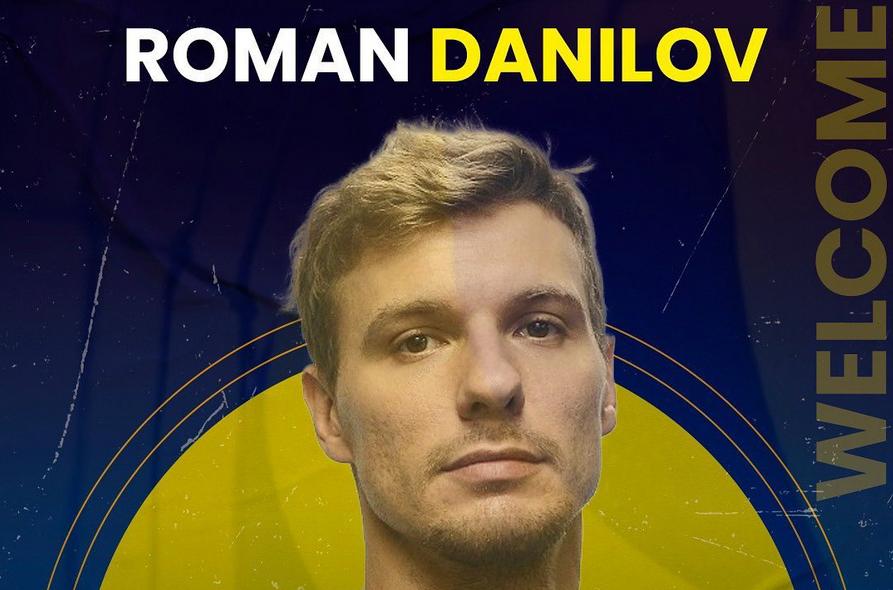Roman Danilov, Sorgun Belediyespor'da...