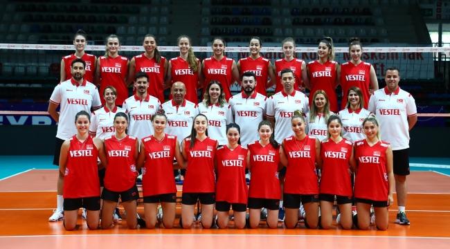 U20 Kız Milli Takımımız, Dünya Şampiyonası İçin Ankara'da Kampa Girdi