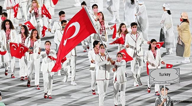2020 Tokyo Olimpiyatları resmi açılış töreni yapıldı!..
