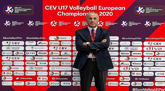 CEV'den Aziz Yener' e Görev