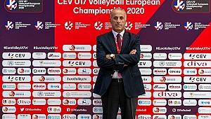CEV'den Yener, Özbar ve Sarıkaya'ya EuroVolley'de Görev