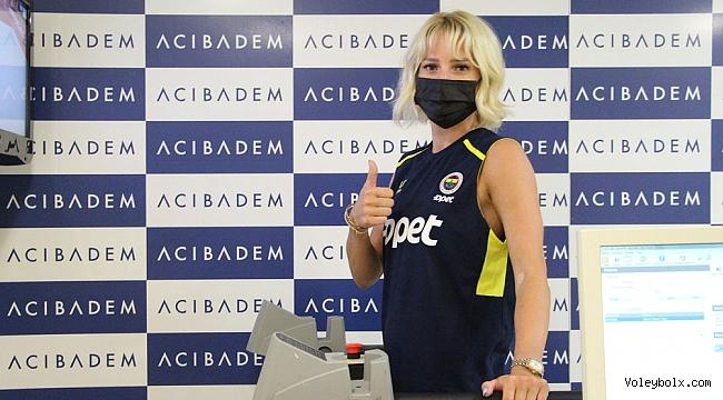 Fenerbahçe Opet'te yeni sezon öncesi sağlık kontrolleri başladı