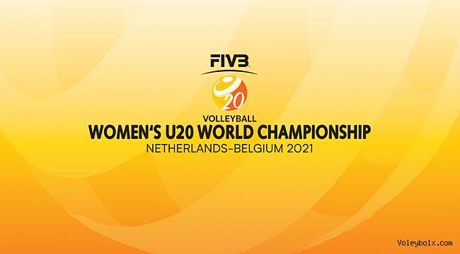 FIVB U20 Kızlar Dünya Şampiyonası Gruplarında Değişiklik