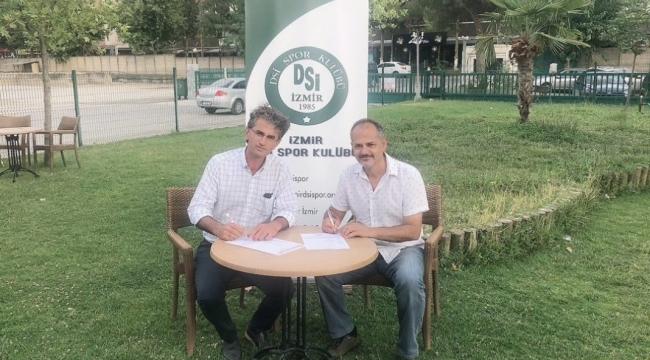 İzmir DSİ Spor'un yeni antrenörü Turgay Dündar