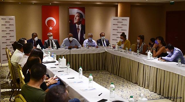 Sultanlar Ligi 2020-2021 Voleybol Sezonu Değerlendirme Toplantısı Yapıldı