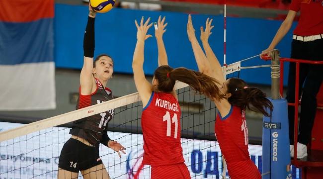 U16 Kız Milli Takımımız, U19 Balkan Şampiyonası'nı Gümüş Madalya ile Tamamladı
