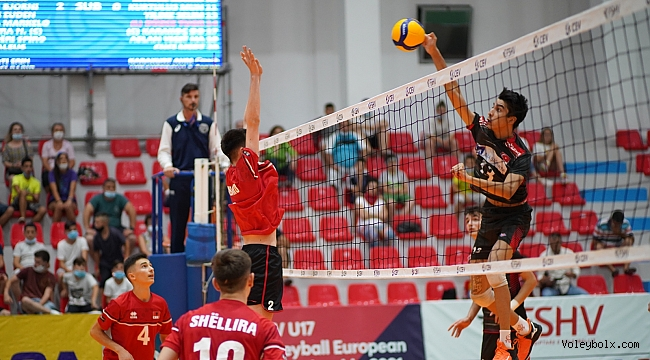 U17 Erkek Milli Takımımız, Arnavutluk'u 3-0 Mağlup Etti