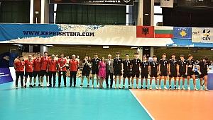 U18 Erkek Milli Takımımız, U20 Balkan Şampiyonası'ndan Gümüş Madalya ile Dönüyor