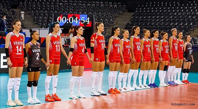 Avrupa Şampiyonası Son 16 Turu'ndaki Rakibimiz Çekya