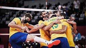 Erkeklerde Rusya ve Brezilya Yarı Finalde!..