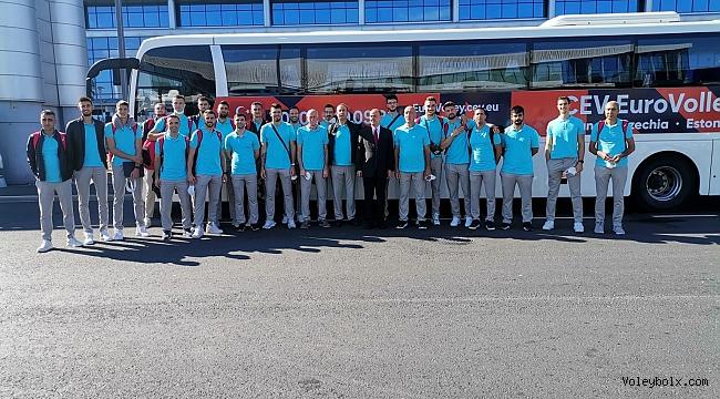 Filenin Efeleri, Avrupa Şampiyonası için Finlandiya'da