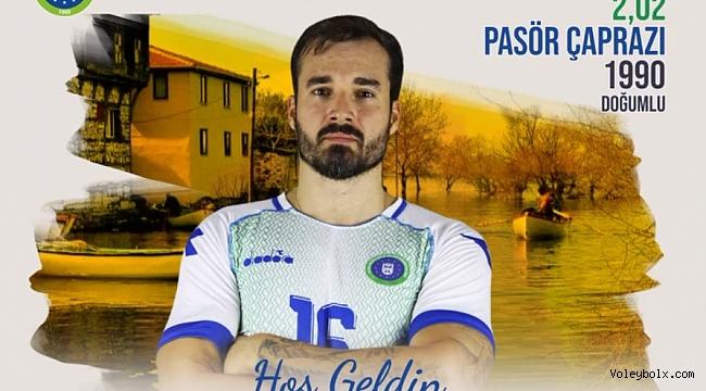 Geraldo Graciano Da Silva Filho, Bursa BBSK'da..