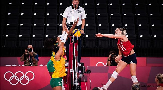 Tokyo'da Kadınlarda Şampiyon AMERİKA!..