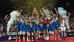 Avrupa Şampiyonu İtalya!...