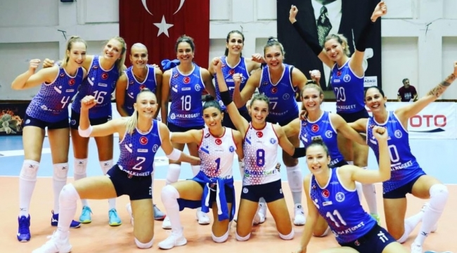 Aydın BBSK, Balkan Kupası'nda Finale Yükseldi