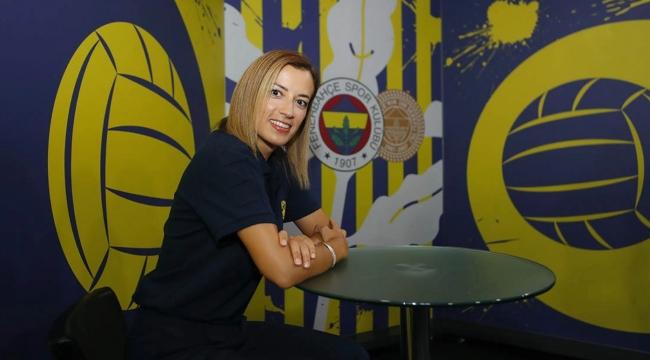 Fenerbahçe Opet'in yeni menajeri Pelin Çelik'ten açıklamalar