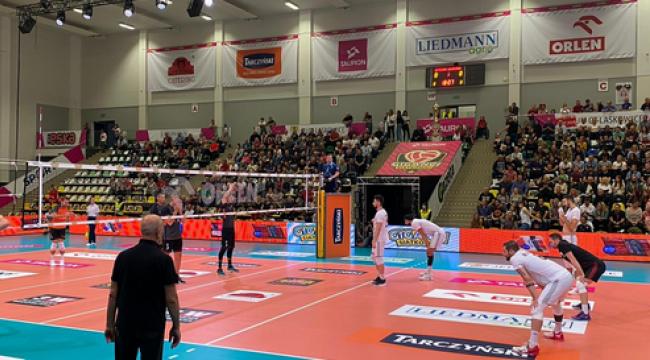 Jastrzebski Wiegel: 3 - Galatasaray HDI Sigorta:0