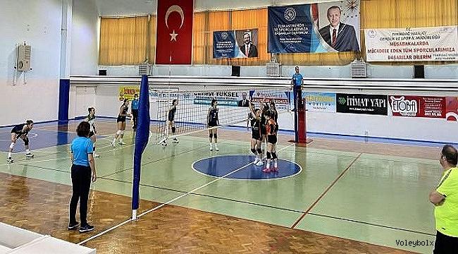 Süleymanpaşa Sultanlar Kupası'nda Finalistler Belli Oldu